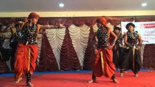 BAAHUBALI DANCE -ELITA TAMIL SANGAM NOV 2015