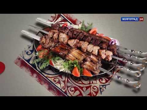 Кухня с акцентом. Азербайджанцы. 17.06.17