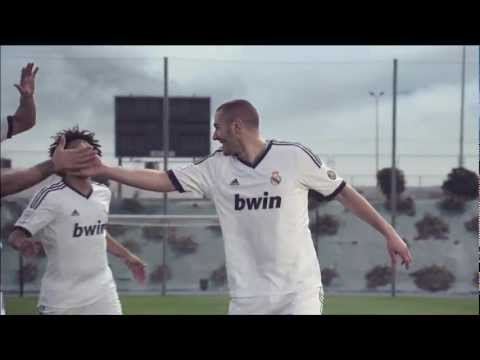 Adidas Real Madrid shirt for 2012/13 Director's Cut