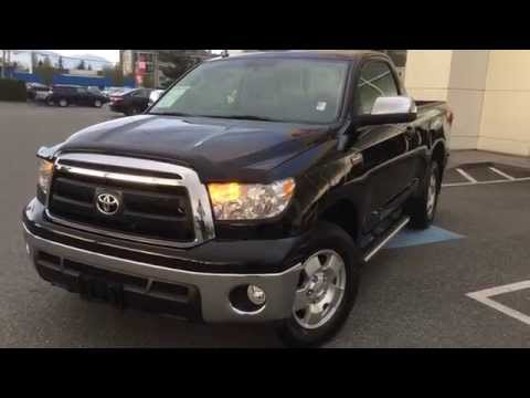 (SOLD) 2011 Toyota Tundra Regular Cab Preview, At Valley Toyota Scion In Chilliwack B.C. # 15304A