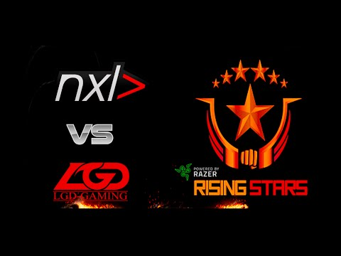 CS GO : NXL (Indonesia) vs LGD Gaming (China) -  Razer Rising Stars 2016