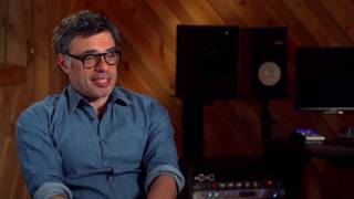 "Moana: Jemaine Clement ""Tamatoa"" Behind the Scenes Movie Interview"