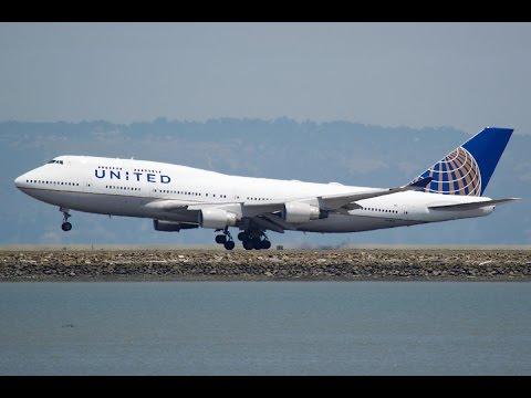 Sydney Kingsford Smith (YSSY) to San Francisco Intl (KSFO) FSX United B747-400