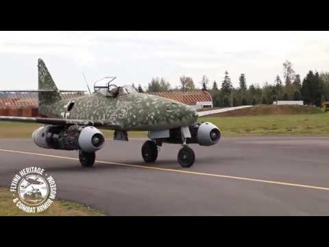 ME262 Taxi Test