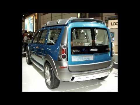 2006 Dacia Logan Steppe Concept Youtube