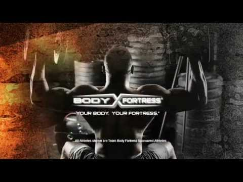 Body Fortress World's Strongest Man TV Commercial