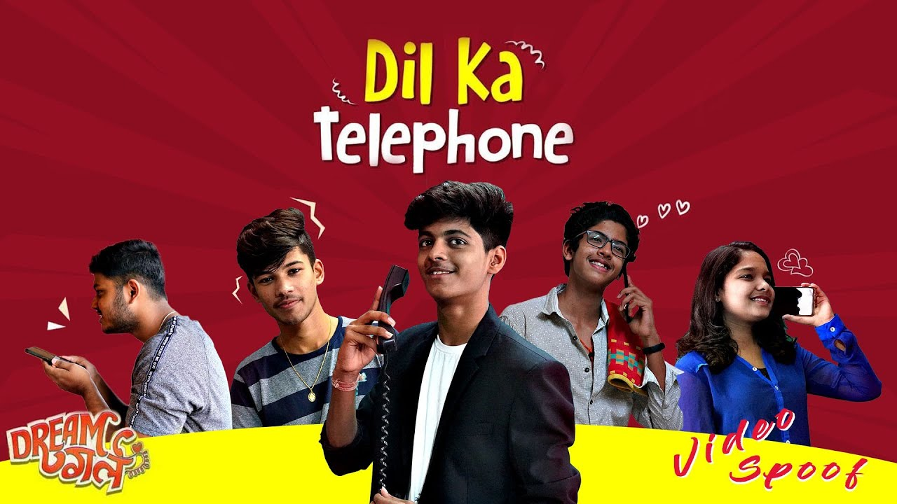 Dil Ka Telephone - Dream Girl | Music Spoof | RawKneeTi