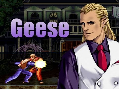 Art Of Fighting 2 Snes Geese Playthrough Youtube