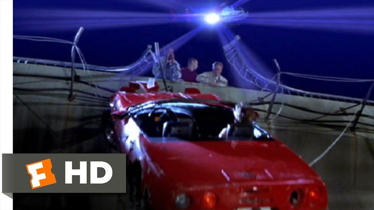 Along Came A Spider Car Crash