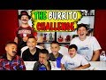 BURRITO CHALLENGE 12 INGREDIENTS - SO HOT THEY CRY