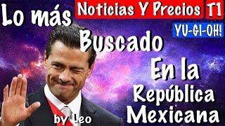 yu gi oh noticias y lo ms buscado en la repblica mexicana del 15 de febrero al 21 del 2017
