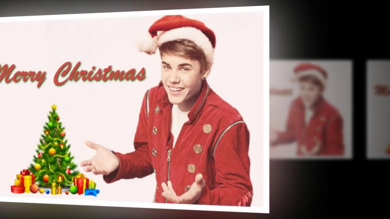 Download Justin Bieber Mistletoe Christmas