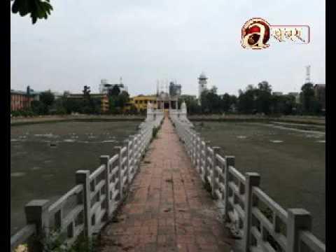 Closed Rani Pokhari premises due to delay in reconstruction