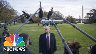 President Donald Trump Says U.S. Stands With Saudi Arabia Following Khashoggi Murder | NBC News