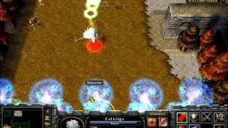 Warcraft III The Frozen Throne: Bleach vs One Piece [PART 1]