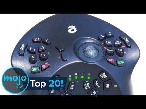 Top 20 Worst Video Game Controllers of All Time