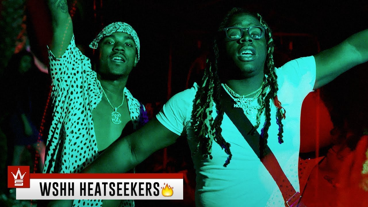 Hollywood YC Feat. Paid N Full Rocky - New Wave [WSHH Heatseekers Submitted]