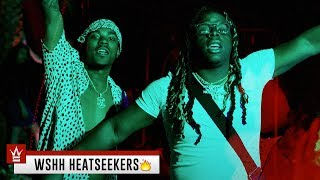 "Hollywood YC Feat. Paid N Full Rocky ""New Wave"" (WSHH Heatseekers -)"