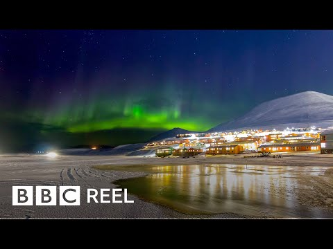 The remote visa-free island at the top of the world - BBC RE