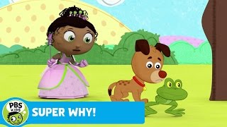 "Super Why!: Red Rhymes with ""ark"" thumbnail"