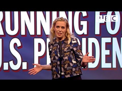 Unlikely things to say when running for US President - Mock the Week: Series 14 Episode 8 - BBC Two