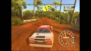 RalliSport Challenge 2 (Xbox Original) HD gameplay 2