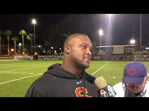 Tee Martin talks bye week and Stanford