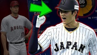 HOW TO PLAY WITH SHOHEI OHTANI BEFORE MLB THE SHOW 18