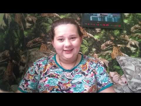 Мое первое видео, мой макияж в школу)