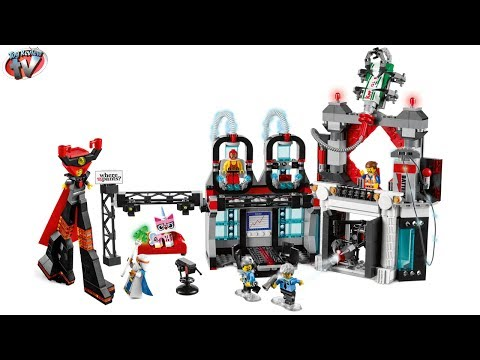 The LEGO Movie: Lord Business' Evil Lair 70809 Toy Review