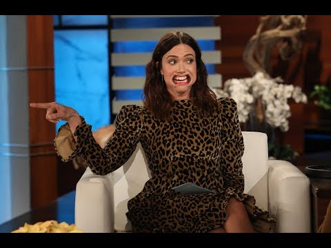 Mandy Moore Is Back for Another Entertaining Round of 'Speak Out'