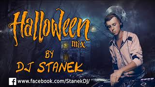 DJ Stanek - Halloween Mix 2018