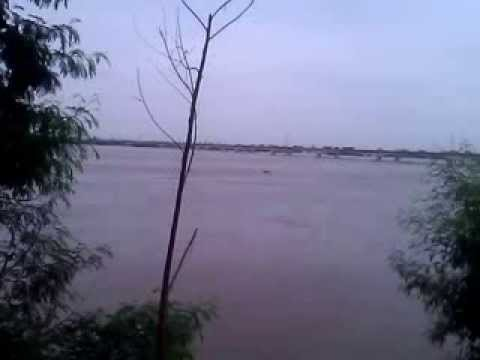 Narmada River in Dangerous