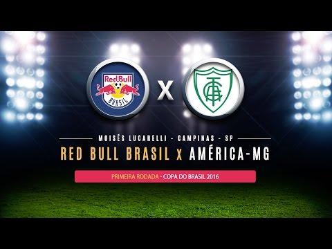 Red Bull Brasil 1 x 1 América-MG