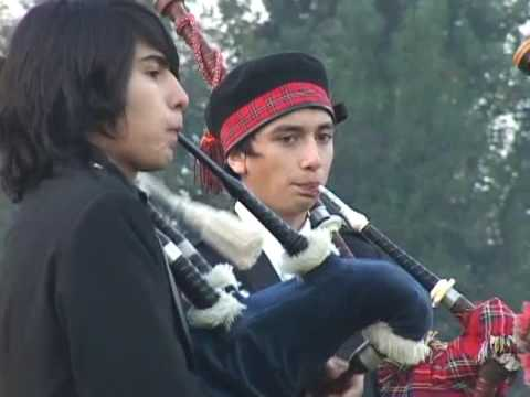 G 3 Chile, Eagle School Pipe Band