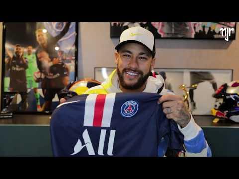 Neymar Jr escolhe o presente de aniversário mais criativo 🎁😮