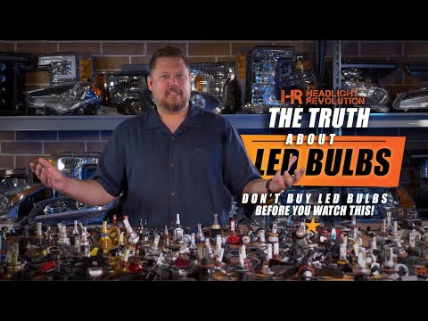 The Truth About LED Bulbs - Don't Buy LED Bulbs Before Watching This!