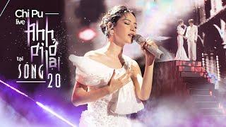 Chi Pu live ANH ƠI Ở LẠI khiến dàn sao Việt hát theo không ngừng tại Sóng 2020