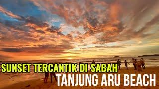 Download Sunsets Tercantik Di Sabah | Tanjung Aru Beach | Wajib Datang Sini