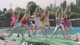 Summer Dance Video | Victoria Atanasova choreography | Push back & Touch