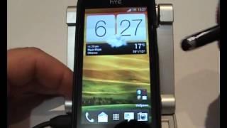 Часы в HTC