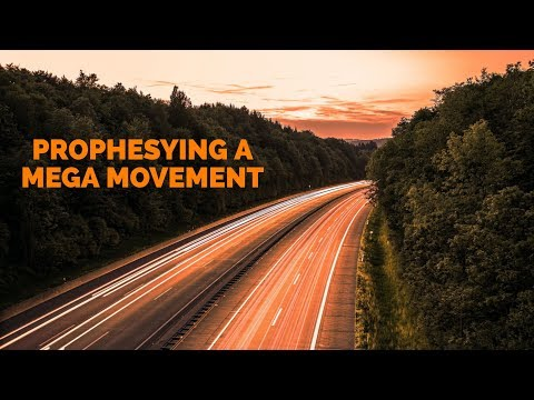 Jennifer LeClaire & Scott Nary Prophesy MEGA MOVEMENT in 2018