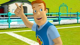 Fireman Sam US ⭐️ Let's Play Soccer ⚽️ FRIENDSHIP SPECIAL  🚒 Videos For Kids | Sports for Children