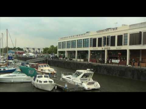 A walk around Bristol's Harbourside