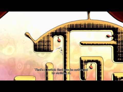 El Shaddai - Chapter 04 - More Platforming; Watcher Ezekiel Battle [HD]