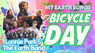 Bicycle Day | My Earth Songs | Lonnie Park and the Earth Band | Wouter Kellerman| Songs for Children