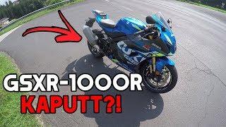PENG! Fehlzündung die das Bike zerstört?! :D