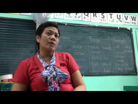 Matharas San fernando elementary school