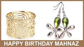 Mahnaz   Jewelry & Joyas - Happy Birthday
