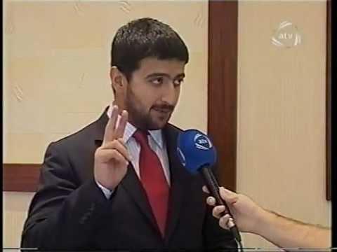 Abbas Bağırov - Ad günü 10Lar 04.09.2012